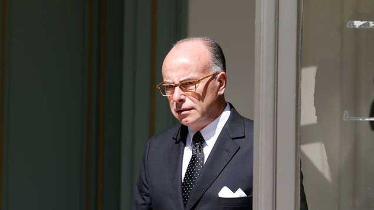 (Bernard Cazeneuve, le ministre de l'Intérieur a réagi aux incidents de Bastia © REUTERS/Regis Duvignau)