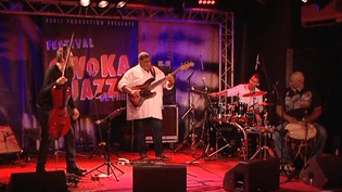 8ème Festival Gwoka Jazz au New Morning  (Culturebox - capture d'écran)