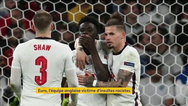 Euro : trois joueurs anglais victimes d'insultes racistes, indignation globale au Royaume-Uni