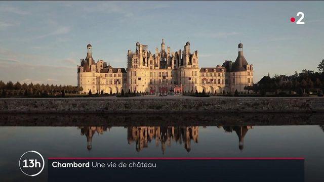 Patrimoine : le château de Chambord, terre de culture