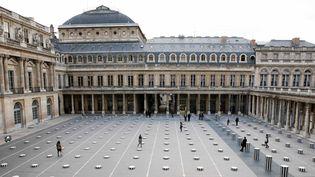 La manifestation parisienne s'achèvera au Palais Royal  (WOSTOK PRESS/MAXPPP)