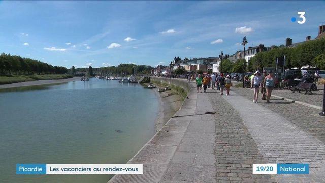 Picardie : les vacanciers sont au rendez-vous