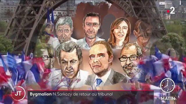 Affaire Bygmalion : Nicolas Sarkozy renvoyé devant le tribunal