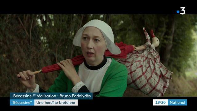 Bécassine : une héroïne bretonne