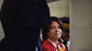 Sylvia Pinel,co-présidente du Mouvement radical. (PASCAL PAVANI / AFP)