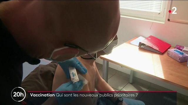 Vaccin contre le Covid-19 : quelles sont les nouvelles professions prioritaires ?