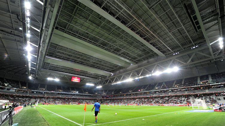 Le stade Pierre-Mauroy, à Lille (PHILIPPE HUGUEN / AFP)