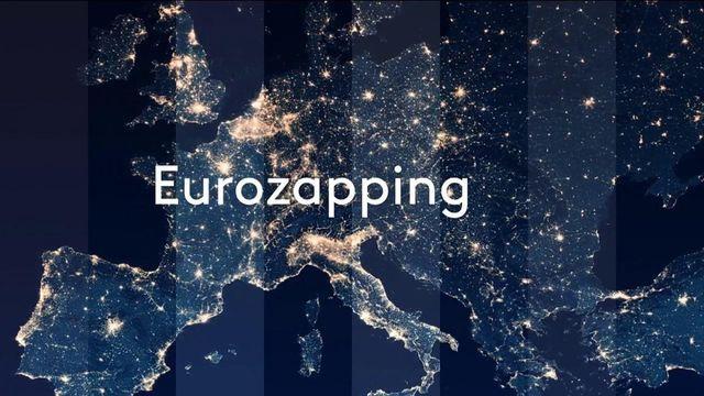 Eurozapping : importants feux de forêt en Turquie