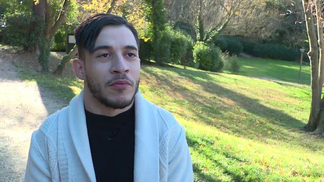 Faouzizou, un rappeur qui dénonce le Covid-19