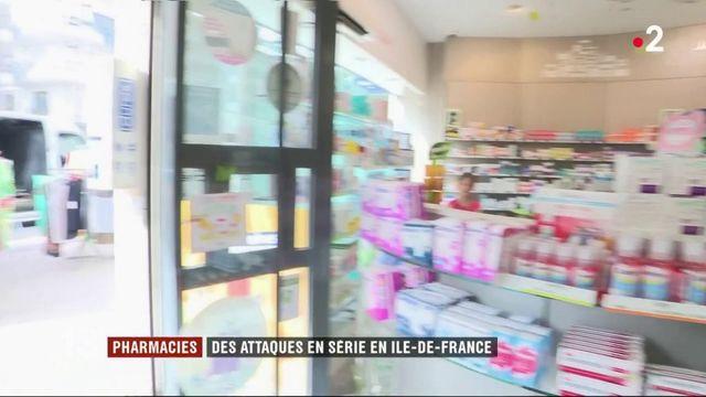 Île-de-France : les pharmacies de plus en plus cambriolées