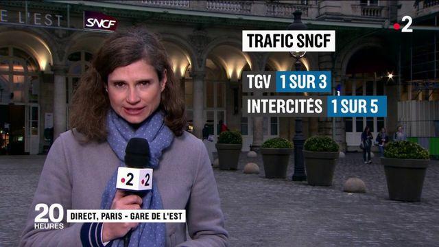 Reprise de la grève à la SNCF V2
