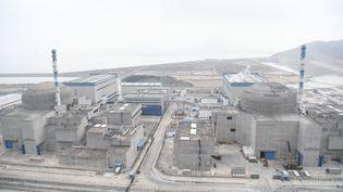 La centrale nucléaire de Taishan, dans la province du Guangdong, dans le sud de la Chine, le 12 janvier 2019. (XINHUA / AFP)