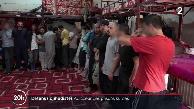 """""""Nous avons semé les graines du djihadisme"""" : dans les coulisses des prisons d'anciens combattants de l'Etat islamique"""