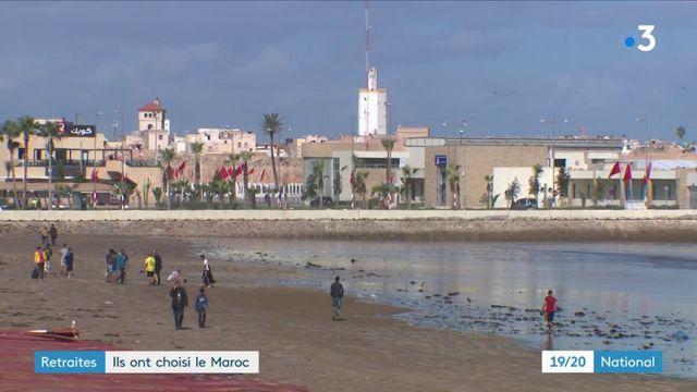 Retraites : ils ont choisi le Maroc