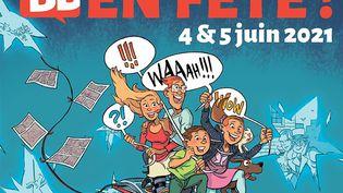 La 9e édition du festival 48H BD se tiendra partout en France et en Belgique les 4 et 5 juin 2021. (48H BD)