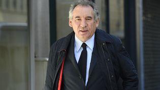 François Bayrou, le 11 mai 2017 à Paris. (ERIC FEFERBERG / AFP)