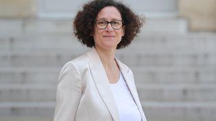 Emmanuelle Wargon, ministre déléguée au Logement. (LUDOVIC MARIN / AFP)