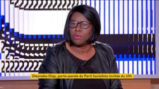 Dieynaba Diop, porte-parole du PS (FRANCEINFO)