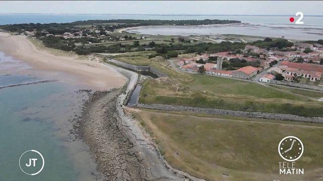 Covid-19 : les contaminations se multiplient sur l'île d'Aix