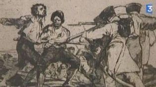 Des gravures de Goya exposées à Chamalières dans le Puy-de-Dôme  (Culturebox)