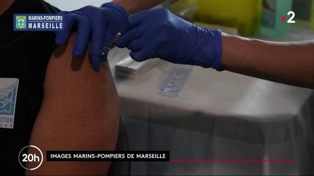 Port de Marseille : une opération vaccination contre une épidémie de pneumocoque