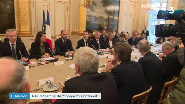 """""""Gilets jaunes"""" : à la recherche du """"compromis national"""""""