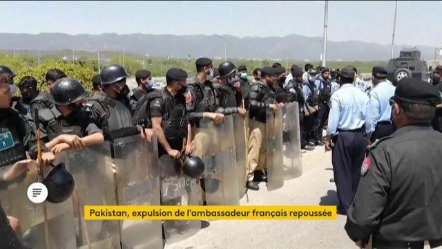 Pakistan : l'ambassadeur français bientôt expulsé ?