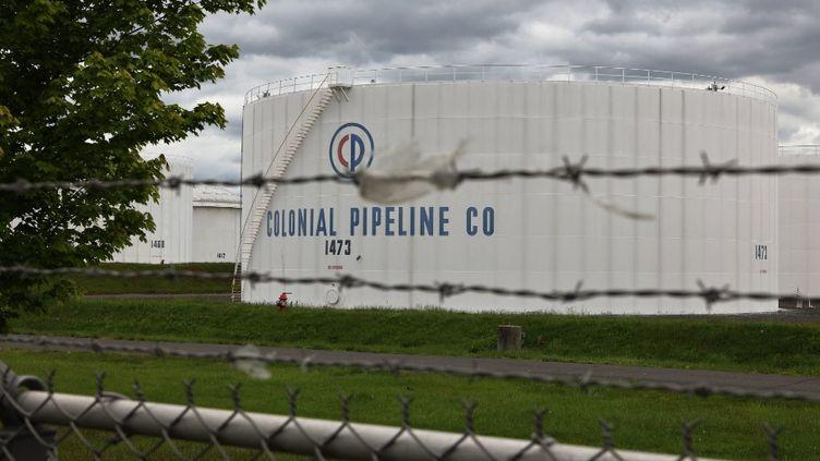 La société Colonial Pipeline attaquée par legroupe de cybercriminels DarkSide. Photo d'illustration. (AFP)