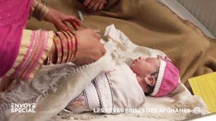 """""""Envoyé spécial"""" à Kaboul avant l'arrivée des talibans : ce jour-là, dans cette maternité, toutes les naissances étaient des filles (ENVOYÉ SPÉCIAL  / FRANCE 2)"""