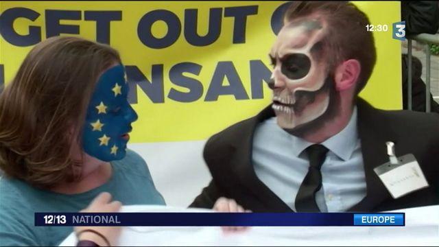 Glyphosate : la Commission européenne reporte sa décision