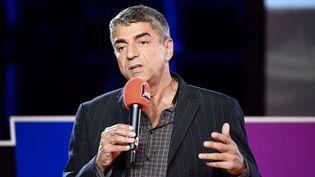 Didier Varrod, directeur de la musique de France Inter depuis septembre 2012.  (Lionel Bonaventure / AFP)