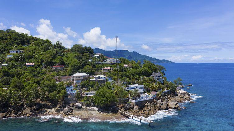 Mahé, la principale île des Seychelles, le 26 février 2020. (LIOT JEAN-MARIE / HEMIS.FR / HEMIS.FR)