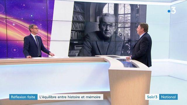 """Histoire : """"Emmanuel Macron veut un récit national"""""""
