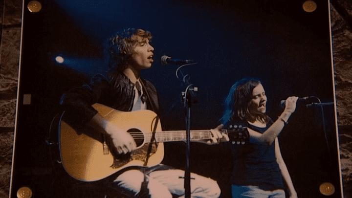 Flo Bauer et Joana Brooks, un duo complice et touchant  (France 3 culturebox)
