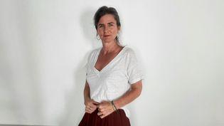 """Camille Kouchner l'auteure de """"La Familia grande"""" aux éditions du Seuil. (SEBASTIEN BAER / RADIO FRANCE)"""