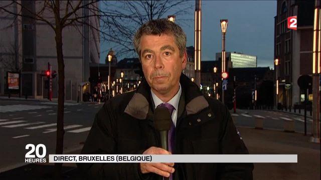 """Attentats de Bruxelles : la Belgique diffuse une vidéo de """"l'homme au chapeau"""""""