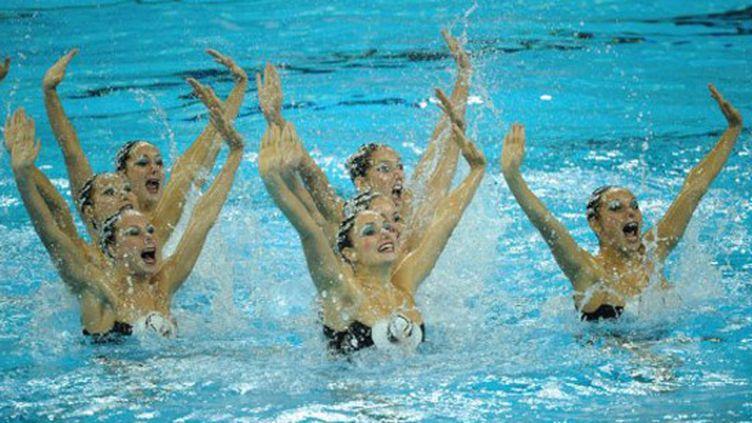 Les Françaises se sont classées 8e de l'épreuve par équipes technique