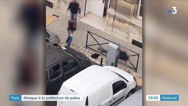 Paris : un fonctionnaire de la préfecture de Paris abat quatre de ses collègues