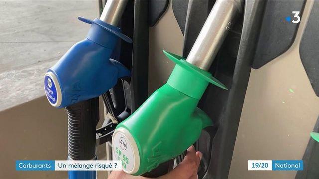 Pour faire des économies face à la hausse du prix des carburants, certains automobilistes n'hésitent pas à mélanger du sans-plomb et de l'éthanol. Un mélange qui peut s'avérer couteux.