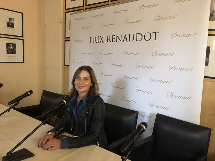 Olivia de Lamberterie prix Renaudot essai  (Manon Botticelli)