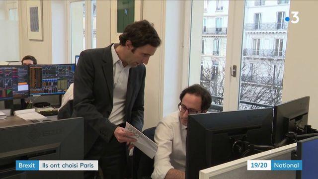 Brexit : rencontre avec les sociétés britanniques qui ont choisi Paris