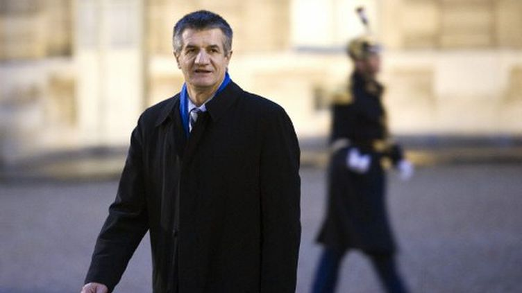Jean Lassalle (LIONEL BONAVENTURE / AFP)