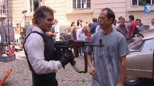 """Les coulisses du film """"Les Lyonnais"""" d'Olivier Marchal : dans les coulisses des fusillades  (Culturebox)"""