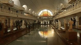 Le musée La Piscine à Roubaix a rouvert ses portes après six mois de travaux d'agrandissement, avec au programme Di Rosa, Picasso et Giacometti.  (Culturebox - capture d'écran)