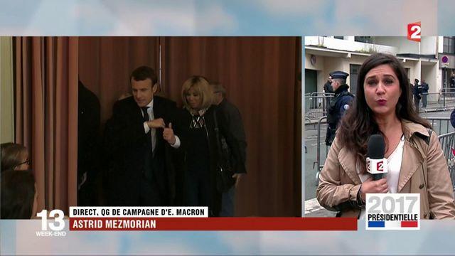 Présidentielle : le programme de la journée d'Emmanuel Macron