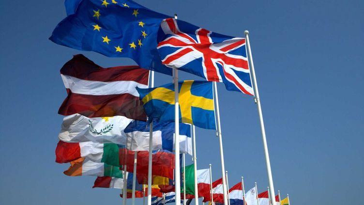 Chaque pays, membre ou non de la zone euro, n'a pas les mêmes attentes du sommet européen du mercredi 26 octobre 2011. (RUFFER/CARO FOTOS/SIPA)