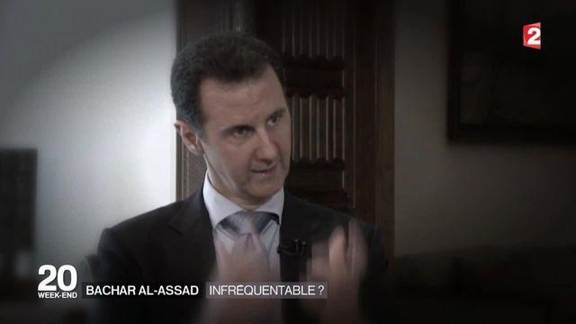 Syrie : faut-il pactiser avec Bachar al-Assad ?