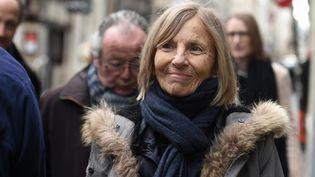 Marielle de Sarnez, le 5 février 2020, à Paris. (LUCAS BARIOULET / AFP)