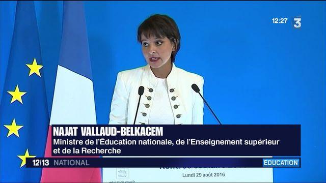 Éducation nationale : programmes de rentrée