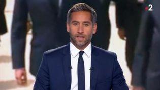 Julien Benedetto, le jeudi 6 août 2020 (FRANCE 2)